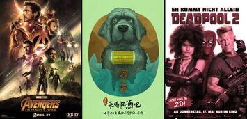 Bild zu:  Diebesten Filme 2018