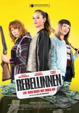 Rebellinnen - Leg dich nicht mit ihnen an! - Poster