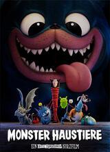 Monster Haustiere - Ein Hotel Transsilvanien Kurzfilm - Poster