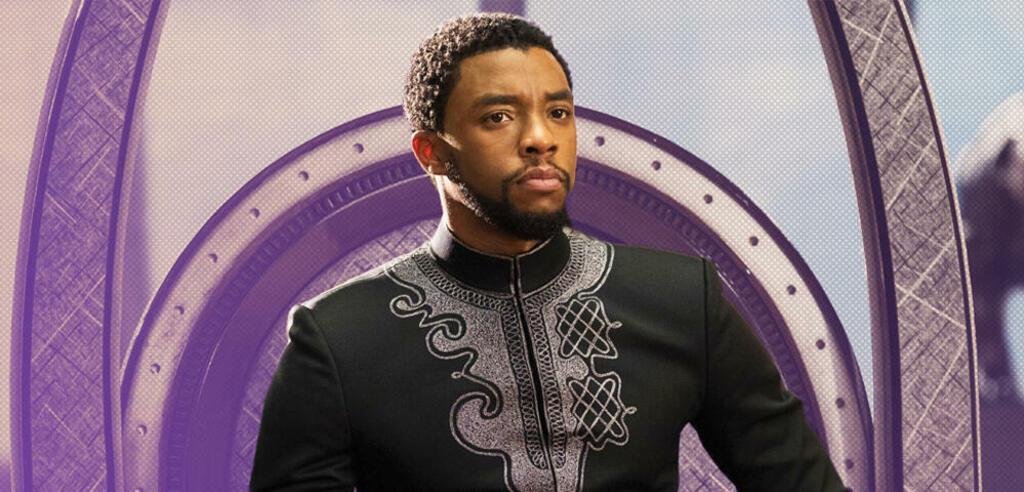 Chadwick Boseman als Black Panther im MCU