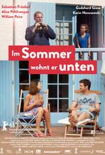 Im Sommer wohnt er unten Poster