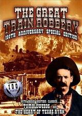 Der große Eisenbahnraub - Poster
