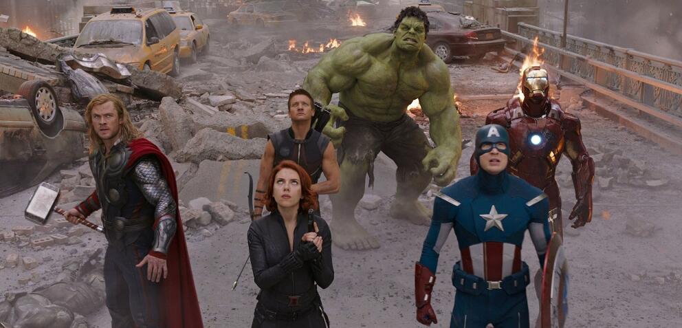 Avengers 2: Age of Ultron