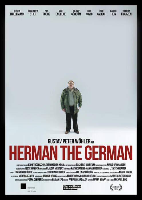 Herman The German Trailer