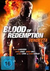 Blood of Redemption - Vendetta - Poster