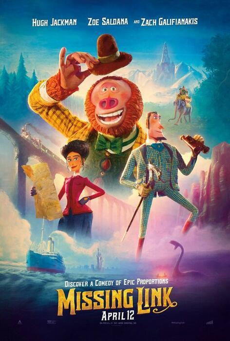 Mister Link - Ein fellig verrücktes Abenteuer