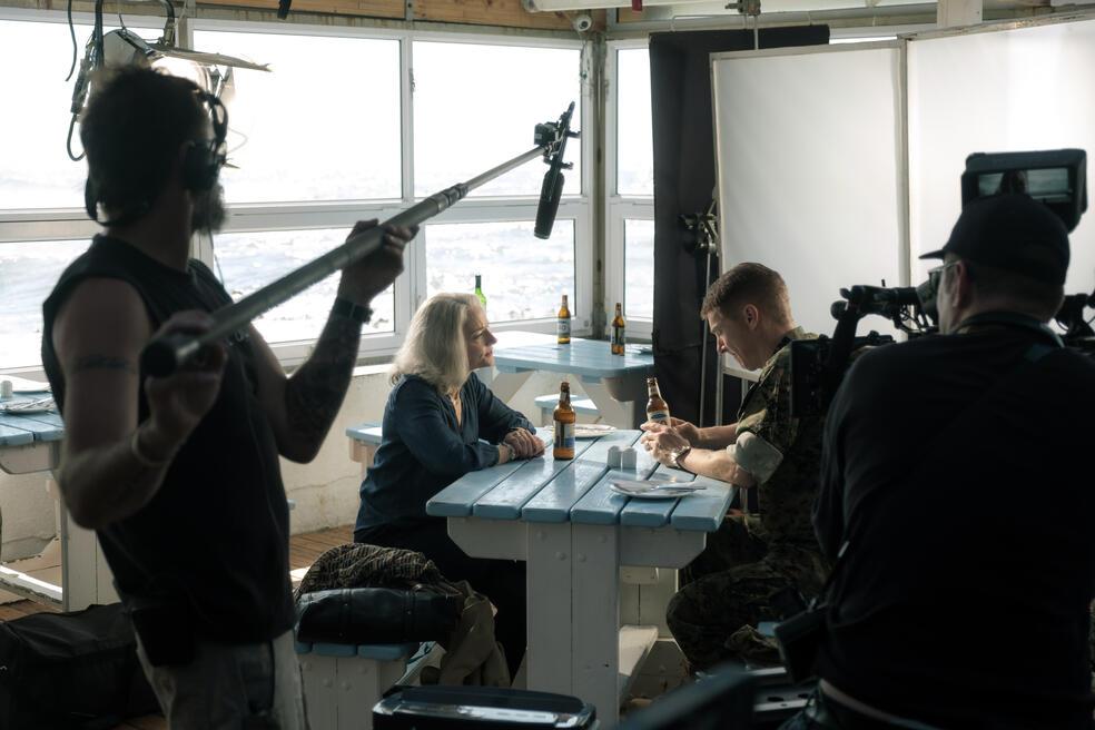 Der Mauretanier mit Benedict Cumberbatch und Jodie Foster