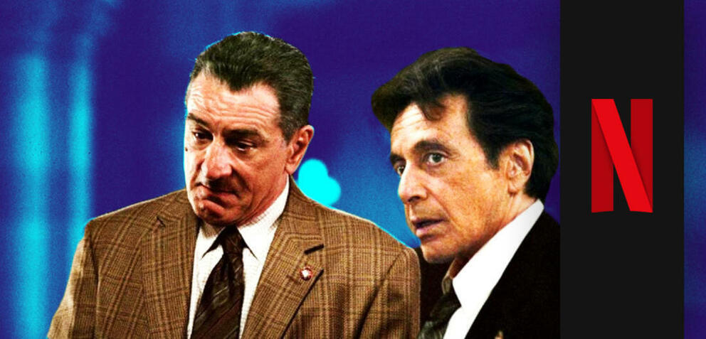 Robert De Niro und Al Pacino inRighteous Kill