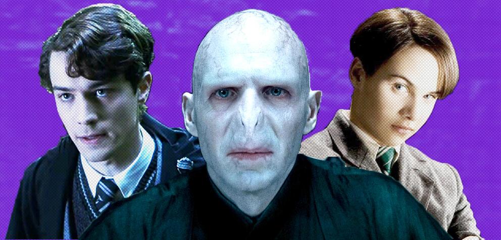 Harry Potter: Alle Voldemort-Schauspieler
