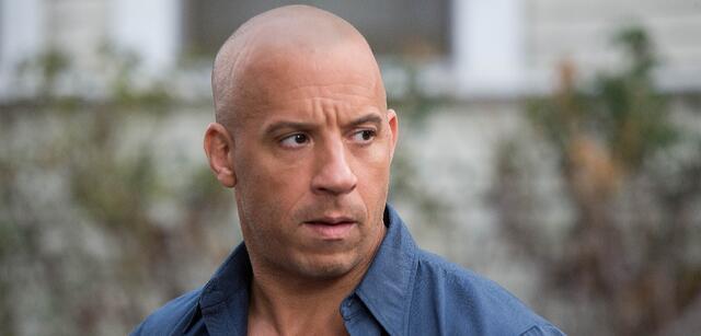 Vin Diesel als Dominic Toretto aus der Fast & Furious-Reihe