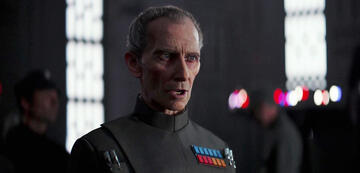 Großmoff Tarkin in Rogue One