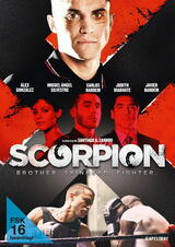 Scorpion: Brother. Skinhead. Fighter. - Poster