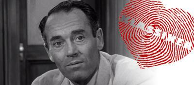 Henry Fonda in Die Zwölf Geschworenen