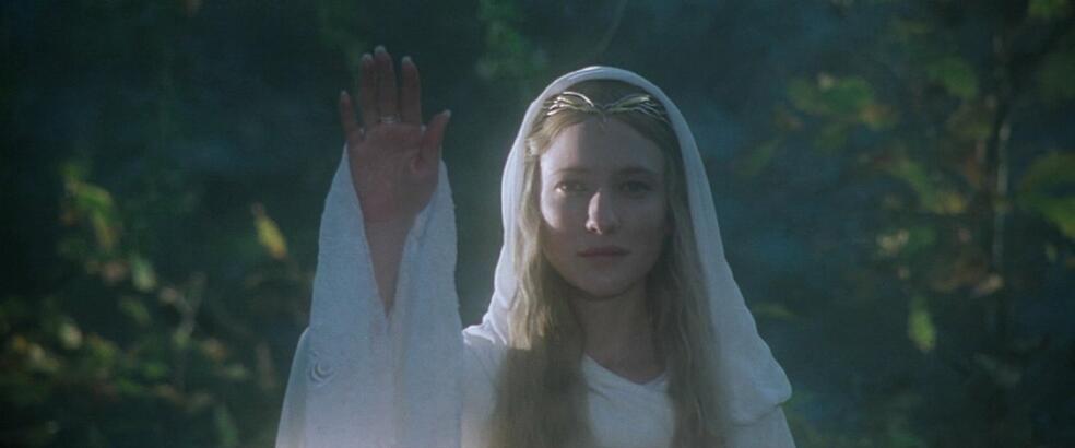 Der Herr der Ringe: Die Gefährten mit Cate Blanchett