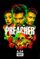 Preacher - Poster