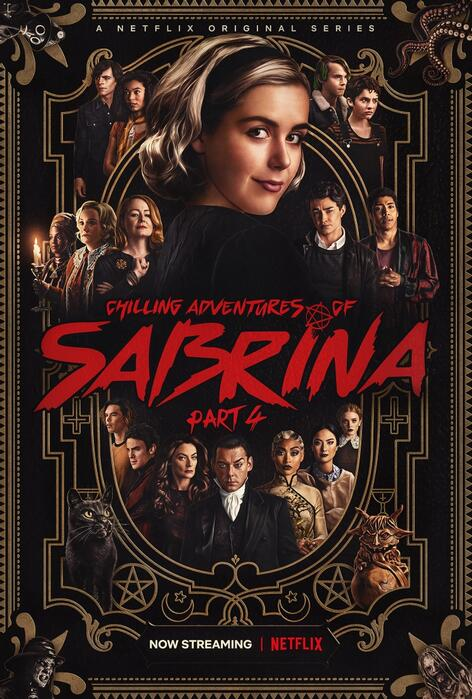 Chilling Adventures of Sabrina, Chilling Adventures of Sabrina - Staffel 4