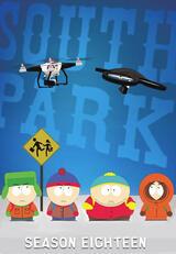 South Park - Staffel 18 - Poster