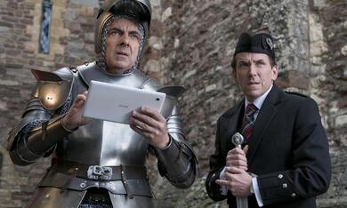Johnny English - Man lebt nur dreimal mit Rowan Atkinson und Ben Miller - Bild 3