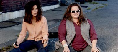 Sandra Bullock und Melissa McCarthy in Taffe Mädels