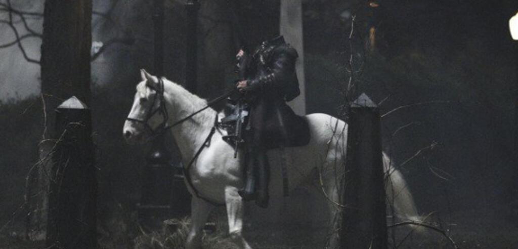 Ganz schön kopflos, dieser Reiter in Sleepy Hollow.