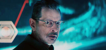 Jeff Goldblum in Independence Day 2