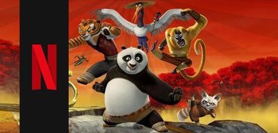 Kung Fu Panda bei Netflix
