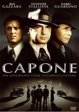 Capone - Die Geschichte einer Unterwelt-Legende - Poster