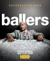 Ballers - Staffel 2 - Poster
