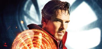 Dumbledore-Alternative: Benedict Cumberbatch -Doctor Strange 2.0