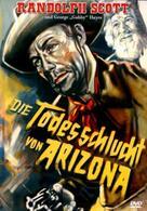 Die Todesschlucht von Arizona