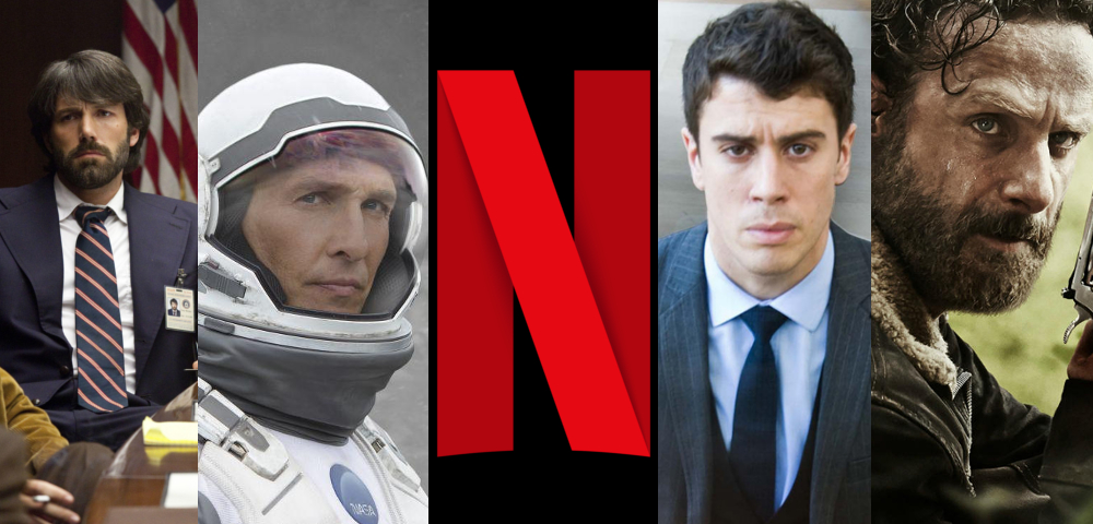 Neu auf Netflix im Oktober - Diese Filme & Serien sind im Angebot