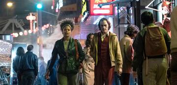 Arthur und Sophie in Joker