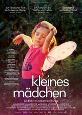 Kleines Mädchen - Poster