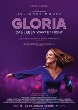 Gloria - Das Leben wartet nicht - Poster