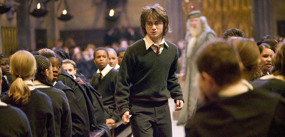 Harry Potter Warum Sind Eigentlich So Wenige Schuler In Hogwarts