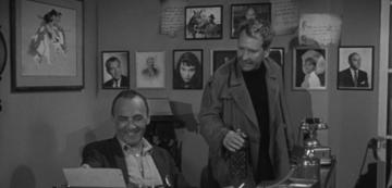 Sanford Meisner und Burgess Meredith in Gnadenlose Stadt