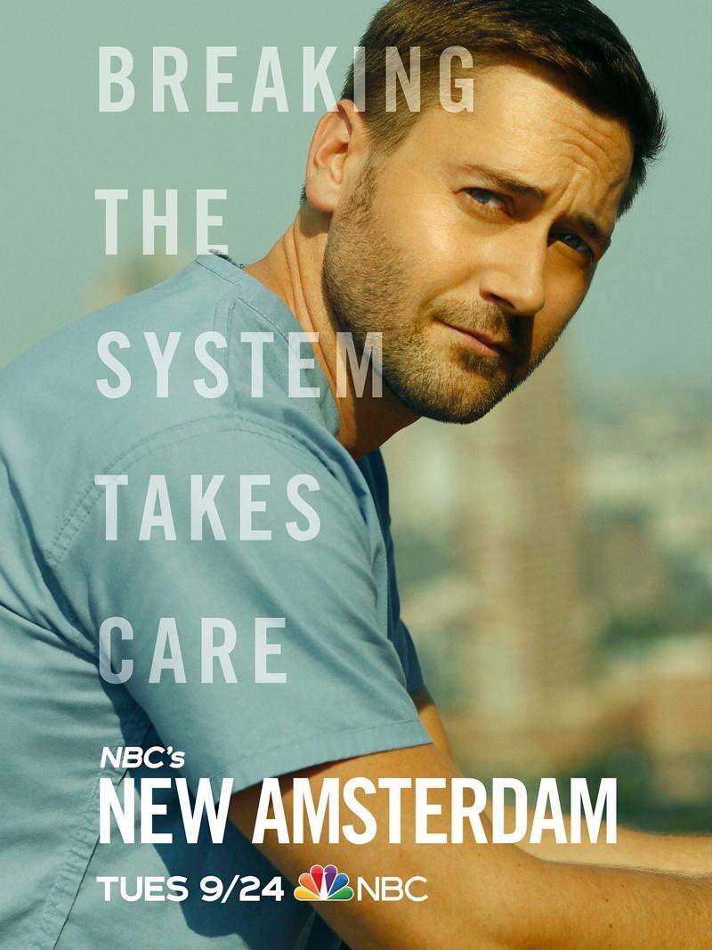 New Amsterdam - Staffel 2