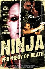 Ninja: Prophecy of Death - Poster