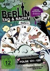 Berlin - Tag und Nacht Staffel 6 - Poster