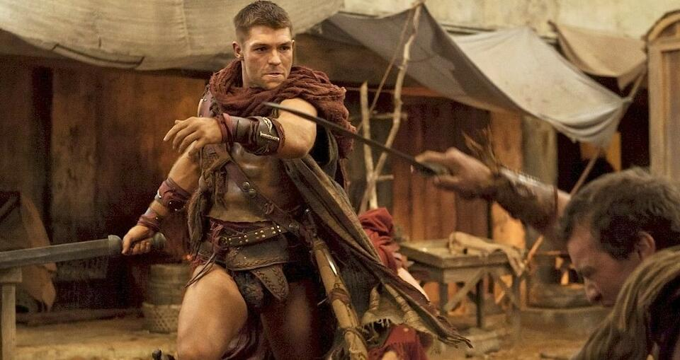 spartacus staffel 2