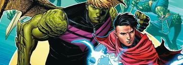 Hulkling und Wiccan: Das Marvel-Traumpaar