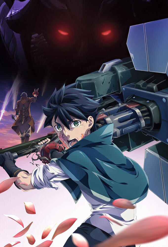God Eater Anime Staffel 2