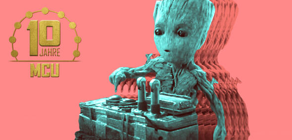 I am Groot: Baby Groot in Guardians of the Galaxy Vol. 2