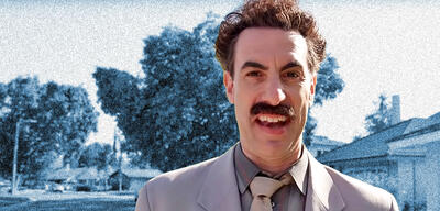 Borat bei Jimmy Kimmel Live!
