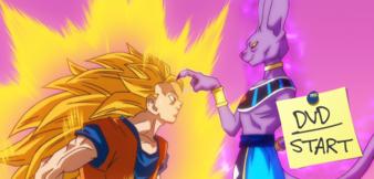 Dragonball Z: Kampf der Götter - Son-Goku gegen Beerus