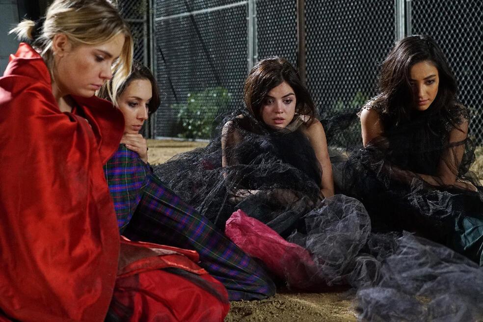 Burning Series Pretty Little Liars Staffel 6