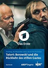 Tatort: Borowski und die Rückkehr des stillen Gastes - Poster