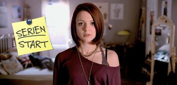 Bild zu:  Finding Carter - Kathryn Prescott als Carter