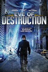Eve of Destruction - Wenn die Welt am Abgrund steht - Poster