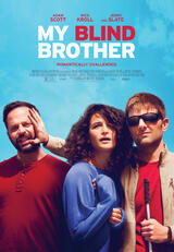 My Blind Brother - Poster